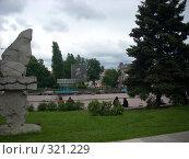 Купить «Пенза. Виды города», фото № 321229, снято 4 июня 2008 г. (c) Ольга Смоленкова / Фотобанк Лори