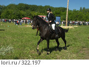 Купить «Конкур», фото № 322197, снято 12 июня 2008 г. (c) Талдыкин Юрий / Фотобанк Лори