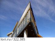 Купить «Архитектурные углы», фото № 322385, снято 13 июня 2008 г. (c) RedTC / Фотобанк Лори