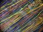 Разноцветные водоросли в реке Протве, эксклюзивное фото № 326009, снято 14 июня 2008 г. (c) Тамара Заводскова / Фотобанк Лори