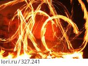 Купить «Факельное шоу», фото № 327241, снято 21 июля 2007 г. (c) Мария Малиновская / Фотобанк Лори