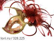 Купить «Венецианская маска», фото № 328225, снято 20 января 2008 г. (c) Павел Коновалов / Фотобанк Лори