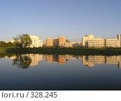 Южное Бутово (2008 год). Стоковое фото, фотограф Николай Иванов / Фотобанк Лори