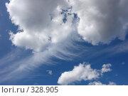 Купить «Небесные пейзажи», фото № 328905, снято 15 июня 2008 г. (c) Владимир Тимошенко / Фотобанк Лори