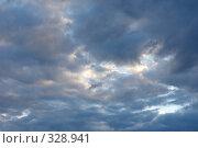 Купить «Небесные пейзажи», фото № 328941, снято 18 июня 2008 г. (c) Владимир Тимошенко / Фотобанк Лори