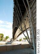 Купить «Москва, Патриарший мост», фото № 331953, снято 13 июня 2008 г. (c) Катыкин Сергей / Фотобанк Лори