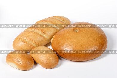 Купить «Хлеб», фото № 334597, снято 7 ноября 2004 г. (c) Кравецкий Геннадий / Фотобанк Лори