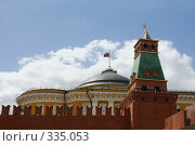 Купить «Москва. Красная площадь», фото № 335053, снято 25 июня 2008 г. (c) Julia Nelson / Фотобанк Лори