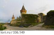 Замок. Каменец-Подольский/Украина., фото № 336149, снято 21 июля 2017 г. (c) Liseykina / Фотобанк Лори