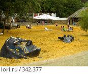 Купить «Парковая скульптура. Каменск-Шахтинский. Ростовская область.», фото № 342377, снято 14 июня 2008 г. (c) УНА / Фотобанк Лори