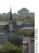 Купить «Первая соборная мечеть», фото № 347093, снято 18 мая 2006 г. (c) Юлия Бочкарева / Фотобанк Лори