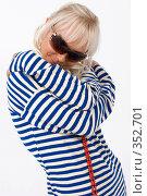 Купить «Морячка», фото № 352701, снято 4 июля 2008 г. (c) Михаил Мандрыгин / Фотобанк Лори