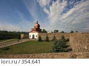 Купить «Новокузнецк, Кузнецкая крепость», фото № 354641, снято 10 июля 2008 г. (c) Zemlyanski Alexei / Фотобанк Лори