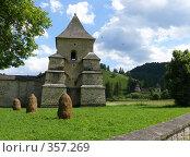 Купить «Стены монастыря», фото № 357269, снято 23 июня 2008 г. (c) Анна Янкун / Фотобанк Лори