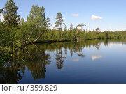 Купить «Отражение», фото № 359829, снято 14 июля 2008 г. (c) Владимир Тимошенко / Фотобанк Лори