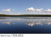 Купить «Отражение», фото № 359853, снято 14 июля 2008 г. (c) Владимир Тимошенко / Фотобанк Лори