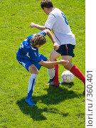 Купить «Футбол - мужская игра», фото № 360401, снято 8 июля 2008 г. (c) Федор Королевский / Фотобанк Лори