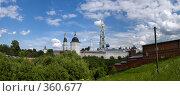 Купить «Сергиев Посад», фото № 360677, снято 13 июня 2008 г. (c) Юрий Назаров / Фотобанк Лори