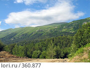 Купить «Северный Кавказ», фото № 360877, снято 11 июля 2008 г. (c) Влад / Фотобанк Лори