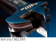 Купить «Гаечный ключ», фото № 362501, снято 7 октября 2005 г. (c) Кравецкий Геннадий / Фотобанк Лори