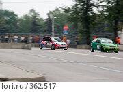 Купить «RTCC Автогонки», фото № 362517, снято 19 июля 2008 г. (c) Владимир Кириченко / Фотобанк Лори