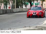 Купить «RTCC Автогонки», фото № 362569, снято 19 июля 2008 г. (c) Владимир Кириченко / Фотобанк Лори