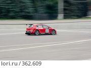 Купить «RTCC Автомобильные гонки», фото № 362609, снято 19 июля 2008 г. (c) Владимир Кириченко / Фотобанк Лори
