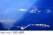 Купить «Иду на грозу», фото № 365489, снято 16 июля 2008 г. (c) Анатолий Теребенин / Фотобанк Лори