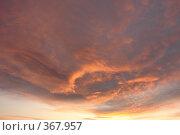 Купить «Небесный пейзаж», фото № 367957, снято 22 июля 2008 г. (c) Владимир Тимошенко / Фотобанк Лори