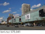 Купить «Современная Варшава», фото № 375041, снято 29 сентября 2007 г. (c) Андрей Рыбачук / Фотобанк Лори