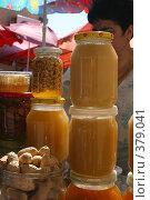 Купить «Мед», фото № 379041, снято 2 июля 2007 г. (c) Юлия Паршина / Фотобанк Лори