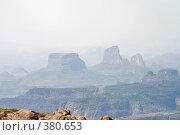 Горы Симиена (2008 год). Стоковое фото, фотограф Александр Волков / Фотобанк Лори
