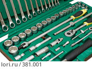 Купить «Набор инструментов», фото № 381001, снято 5 мая 2007 г. (c) podfoto / Фотобанк Лори