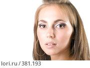 Купить «Девушка», фото № 381193, снято 26 июня 2008 г. (c) Сергей Сухоруков / Фотобанк Лори