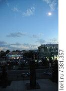 Купить «Г. Барнаул. Солнечное затмение. 1 августа 2008г.», эксклюзивное фото № 381357, снято 1 августа 2008 г. (c) Free Wind / Фотобанк Лори