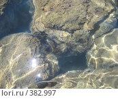 Купить «Воды Средиземного моря», фото № 382997, снято 5 июля 2007 г. (c) Алла Кригер / Фотобанк Лори