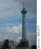 Купить «Париж», фото № 383017, снято 27 июня 2007 г. (c) Алла Кригер / Фотобанк Лори