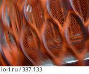 Купить «Абстрактный динамичный красно-оранжевый фон», фото № 387133, снято 28 июля 2008 г. (c) Татьяна Заварина / Фотобанк Лори