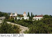 Купить «Симеиз, Крым», фото № 387265, снято 1 августа 2008 г. (c) Смыгина Татьяна / Фотобанк Лори