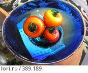 Стеклянные яблоки. Стоковое фото, фотограф Вячеслав Смоленский / Фотобанк Лори