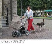 Купить «Деловая женщина», фото № 389217, снято 23 июля 2005 г. (c) Вячеслав Смоленский / Фотобанк Лори