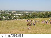 Купить «Дорога на гору Пикет», эксклюзивное фото № 393881, снято 27 июля 2008 г. (c) Free Wind / Фотобанк Лори