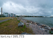 Купить «Побережье финского залива (Хельсинки)», фото № 395773, снято 3 августа 2008 г. (c) Андрей Некрасов / Фотобанк Лори