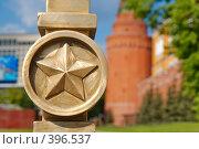 Купить «Символ победы», фото № 396537, снято 20 сентября 2018 г. (c) Николай Винокуров / Фотобанк Лори
