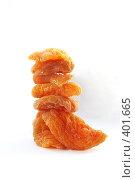 Купить «Сушеные персики. Сухофрукты», фото № 401665, снято 16 января 2019 г. (c) Sergey Toronto / Фотобанк Лори