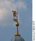 Купить «Герб Ярославля», фото № 403117, снято 18 июня 2008 г. (c) Ирина Борсученко / Фотобанк Лори