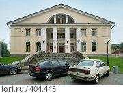 Купить «Тушинская Евангельская Церковь, Москва», фото № 404445, снято 10 августа 2008 г. (c) Fro / Фотобанк Лори