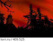Купить «Красный ветер», фото № 409525, снято 18 февраля 2019 г. (c) Забалуев Игорь Анатолич / Фотобанк Лори