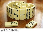 Купить «Домино», фото № 412837, снято 20 августа 2008 г. (c) Анна Лукина / Фотобанк Лори