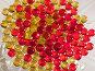 Красные и желтые капсулы, фото № 413905, снято 8 июня 2008 г. (c) Яков Филимонов / Фотобанк Лори